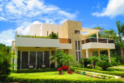 modern style home - Modern Homes Sosua